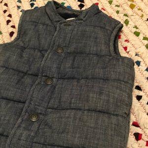 BNWT Boys Old Navy Vest